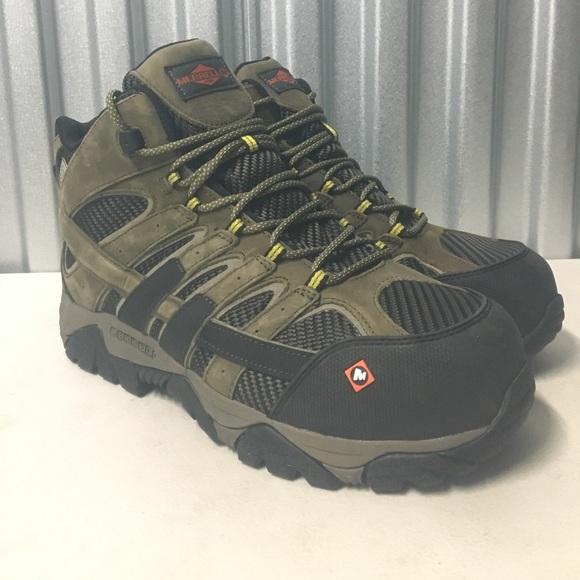 Merrell Other - Merrell Moab 2 WaterProof Work Boots